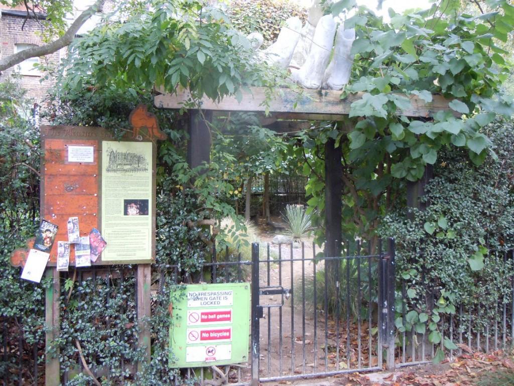 Bonnington Gardens