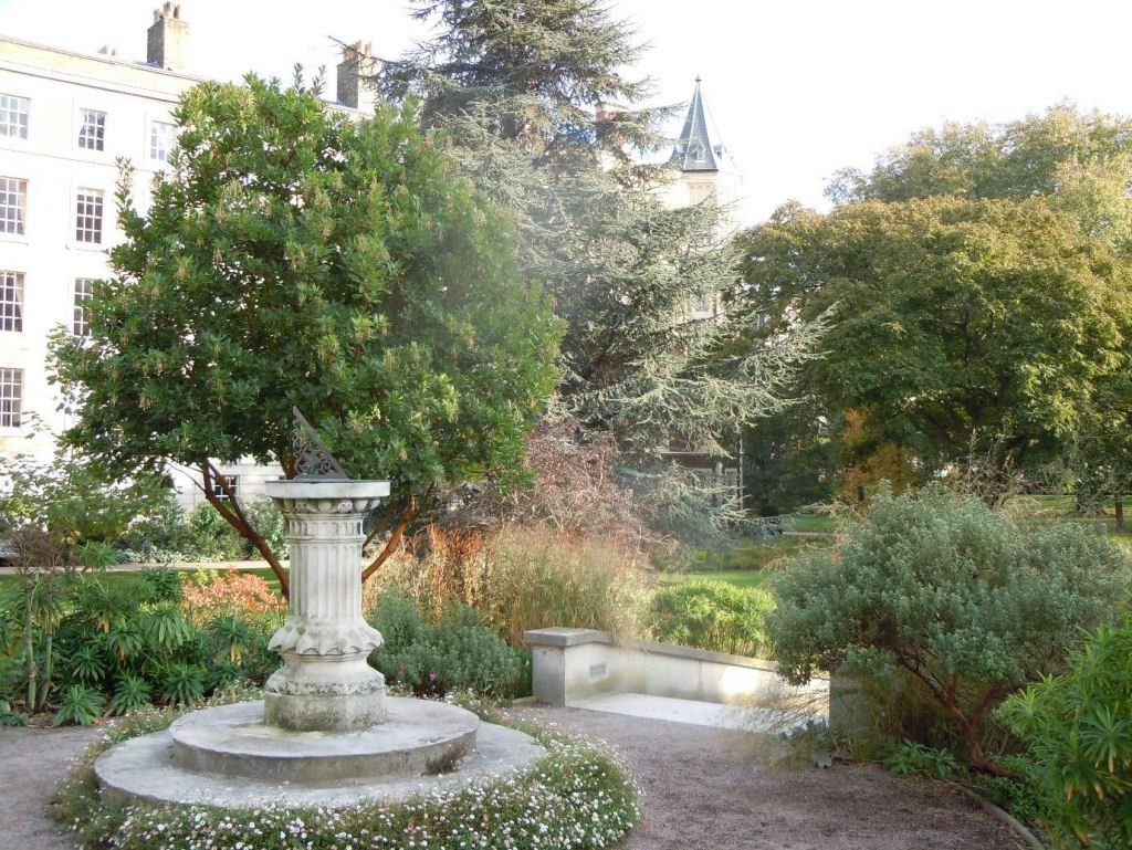 Inner Temple Garden